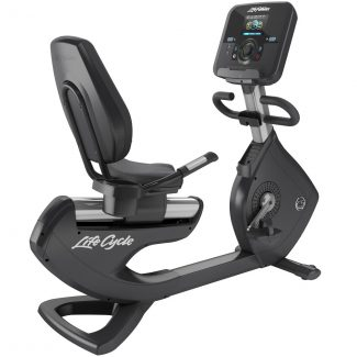 Platinum Club Series Recumbent Lifecycle Exercise Bike