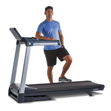 LifeSpan Treadmill TR4000i