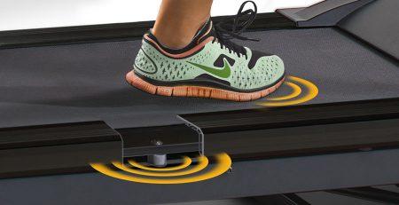 TR3000i Treadmill Shocks