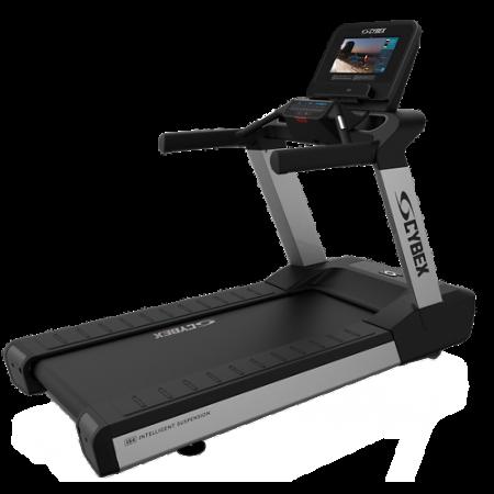 Cybex R Series Treadmill-Detail-Bridge at Southeastern Fitness Equipment