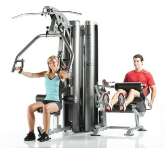 TuffStuff Apollo 7200 2-Station Multi Gym (AP-7200)