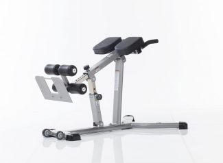TuffStuff Adjustable Hyper-Extension Bench (CHE-340)