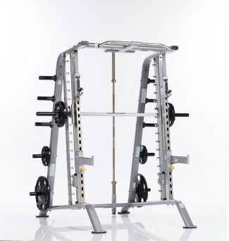 TuffStuff Smith Machine / Half Cage Combo (CSM-600)