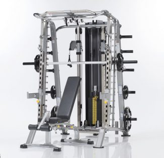 TuffStuff Evolution Smith Machine / Half Cage Ensemble (CSM-725WS)