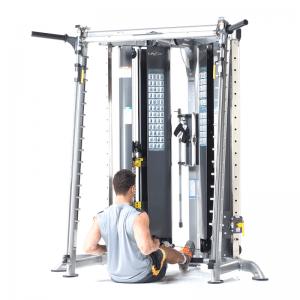 TuffStuff Evolution Corner Multi-Functional Trainer with Smith Press Attachment (CXT-225)