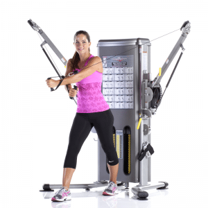 TuffStuff Dual Stack Functional Trainer (MFT-2700)