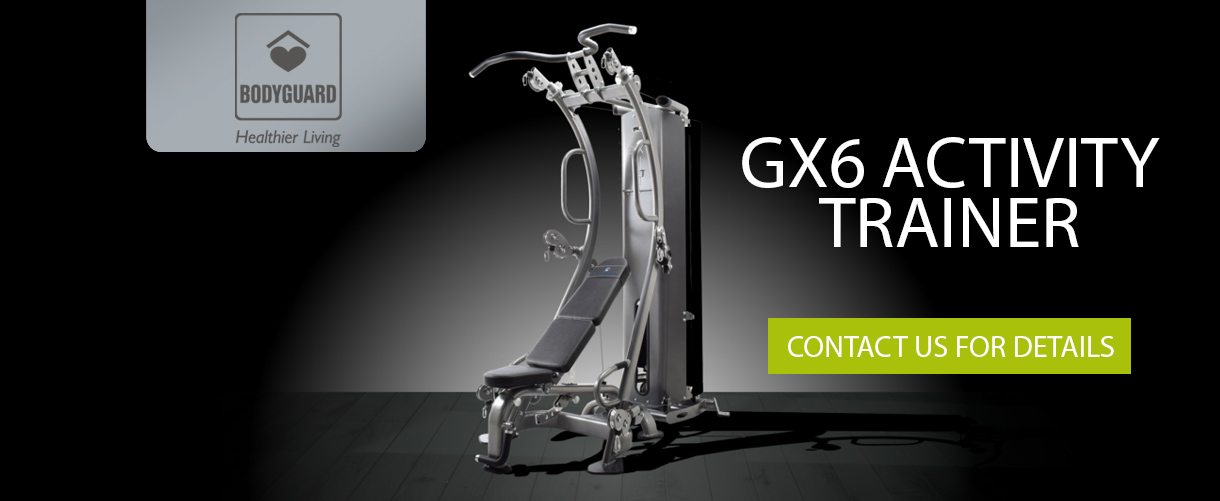 GX6 Trainer at Southeast Fitness