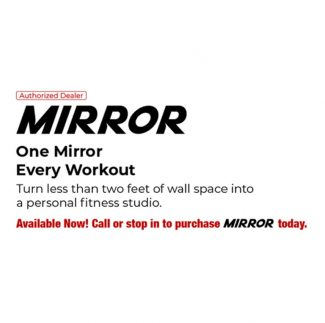 Mirror at Southeast Fitness