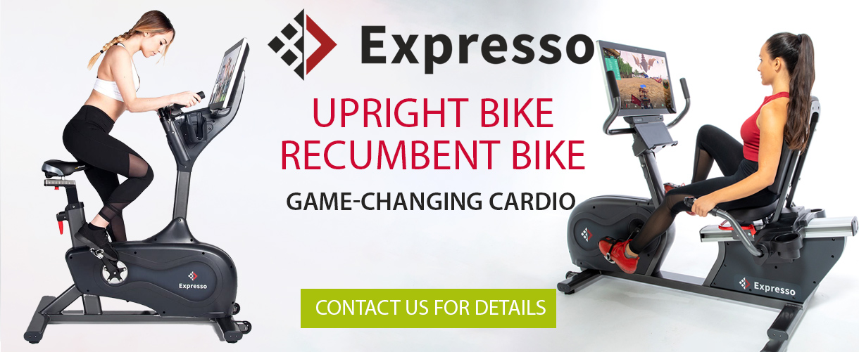 Expresso Bikes at Southeast Fit